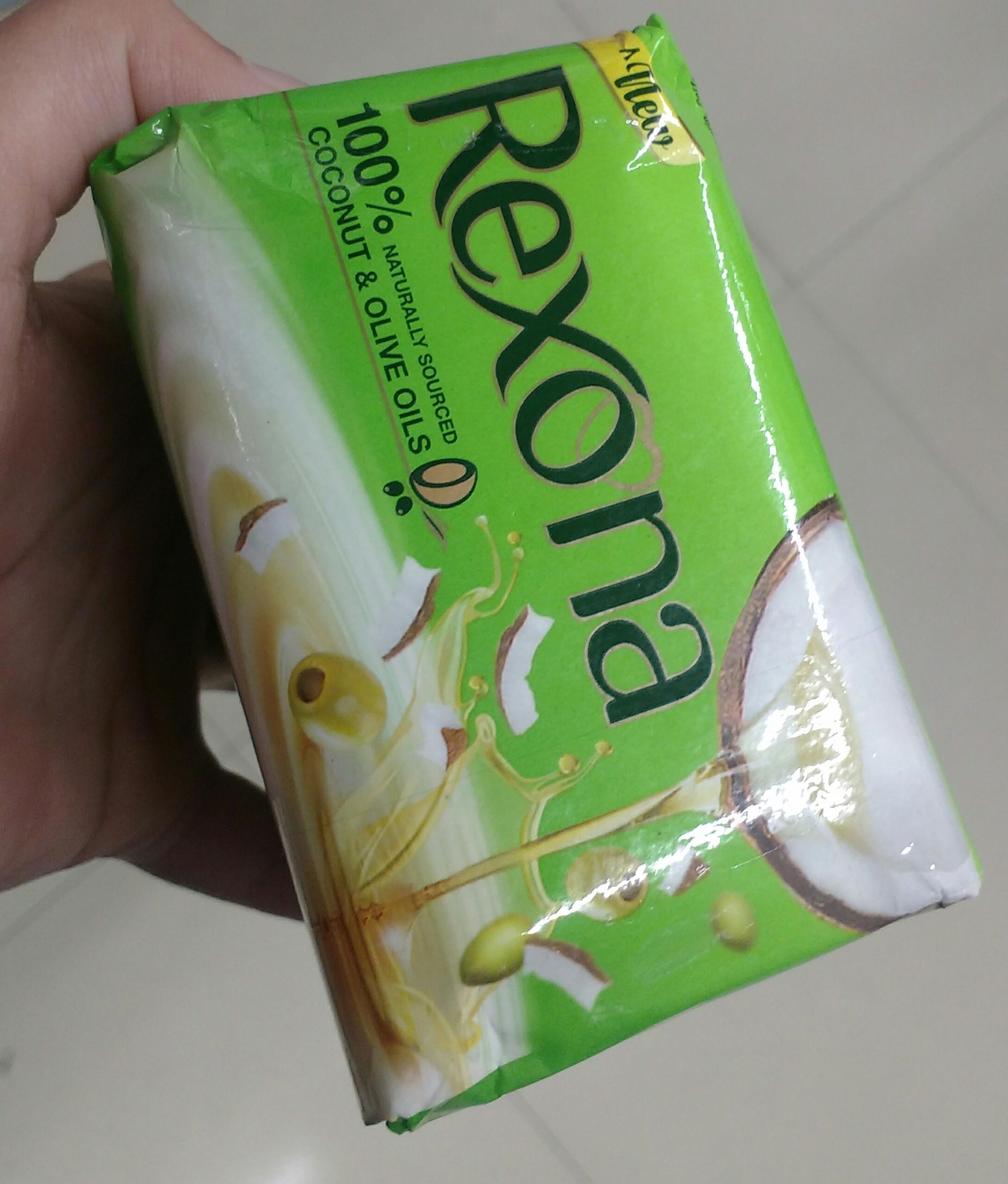 Rexona Soap-Rexona Soap-By ashwini_bhagat