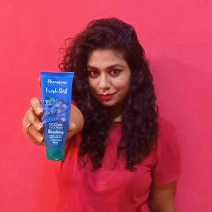 Himalaya Herbals Fresh Start Oil Clear Blueberry Face Wash pic 2-My number 1 Face wash-By radhika_bhatnagar