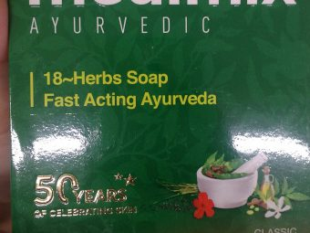 Medimix Ayurvedic 18 Herb Soap -Medimix Ayurvedic Herbal Soap-By ashwini_bhagat