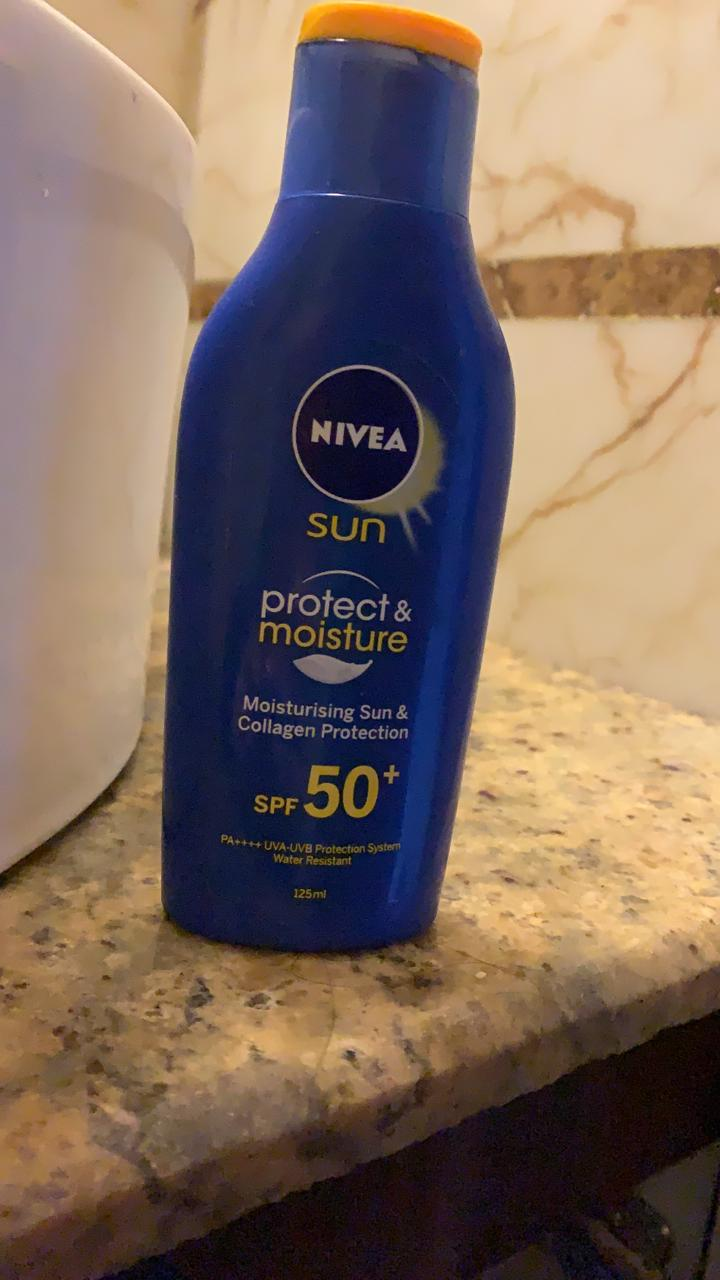 Nivea Moisturising Sun Lotion-Ideal for Summers!-By poonam_kakkar