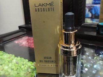 Lakme Absolute Skin Gloss Reflection Serum pic 2-Average serum-By vitika_singh