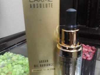 Lakme Absolute Skin Gloss Reflection Serum pic 1-Average serum-By vitika_singh