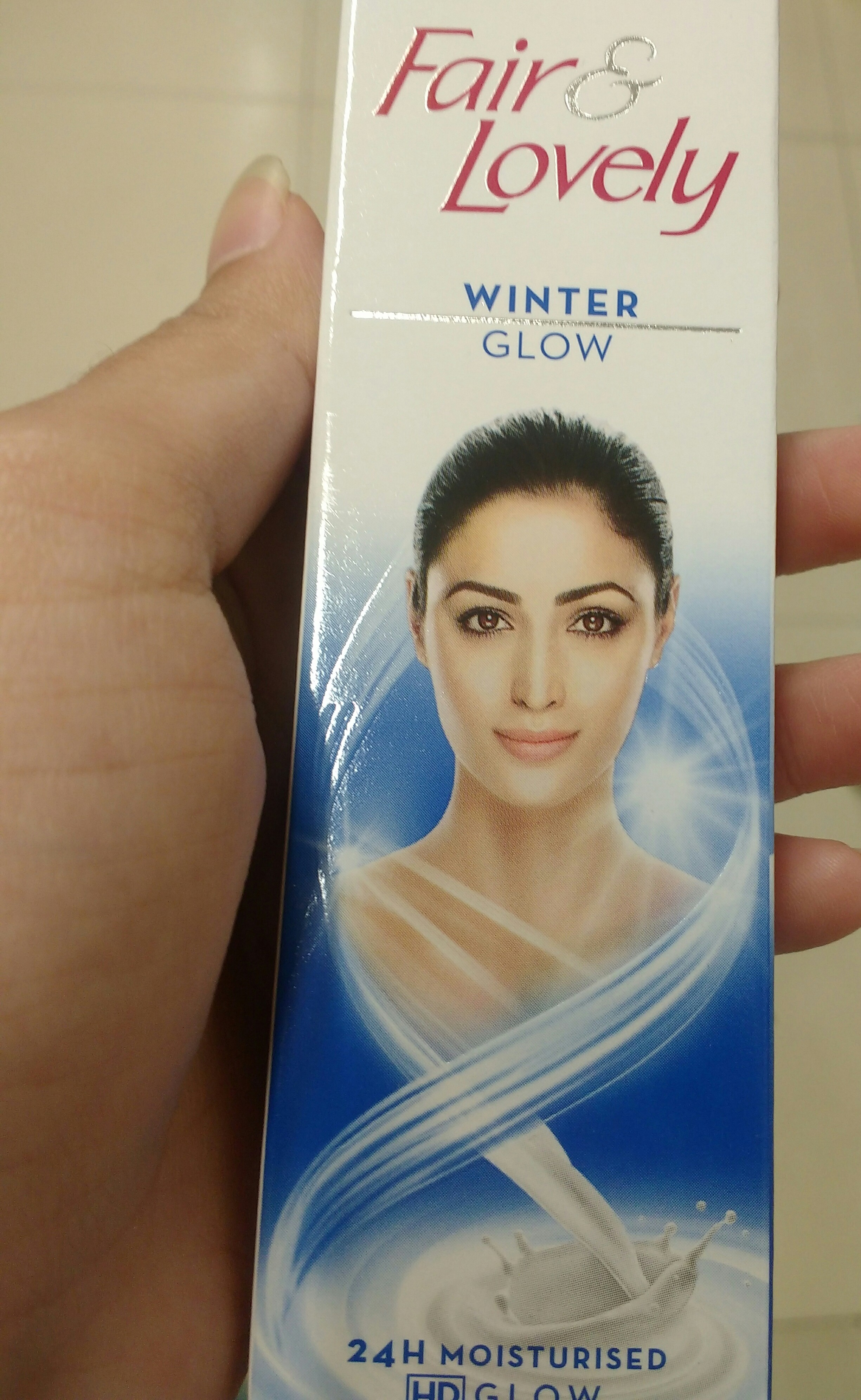 Fair & Lovely Winter Fairness Cream-Winter fairness cream-By ashwini_bhagat
