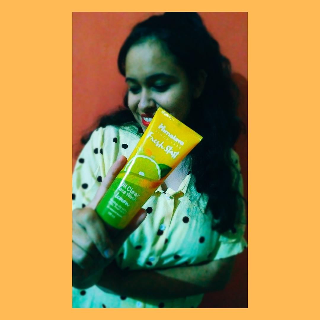 Himalaya Herbals Fresh Start Oil Clear Lemon Face Wash-Good for oil-free skin-By taniyajoshi13