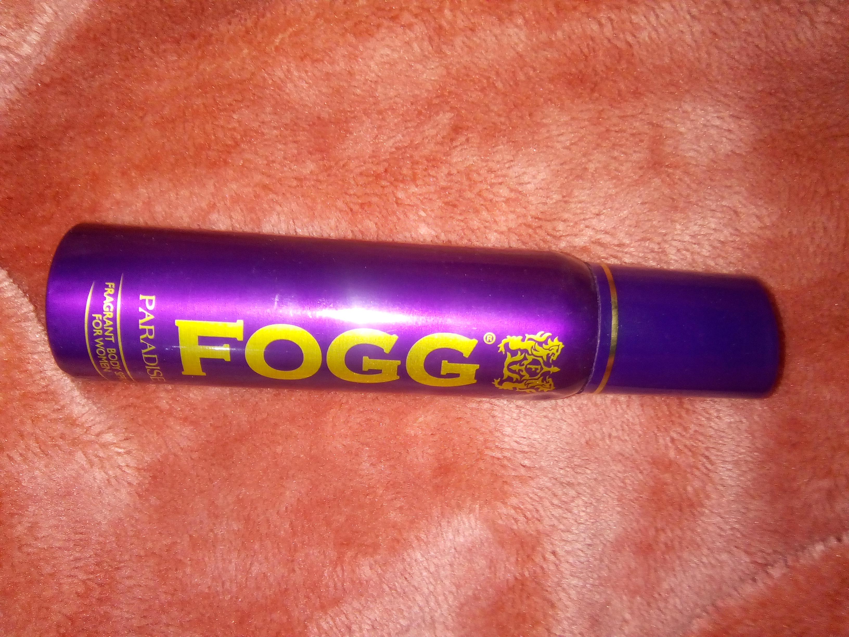 Fogg Paradise Body Spray For Women-Fogg Paradise Body Spray For Women-By aflyingsoul