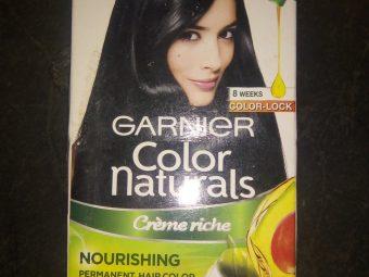 Garnier Color Naturals Creme Hair Color -Garnier Color Naturals Creme Hair Color-By aflyingsoul
