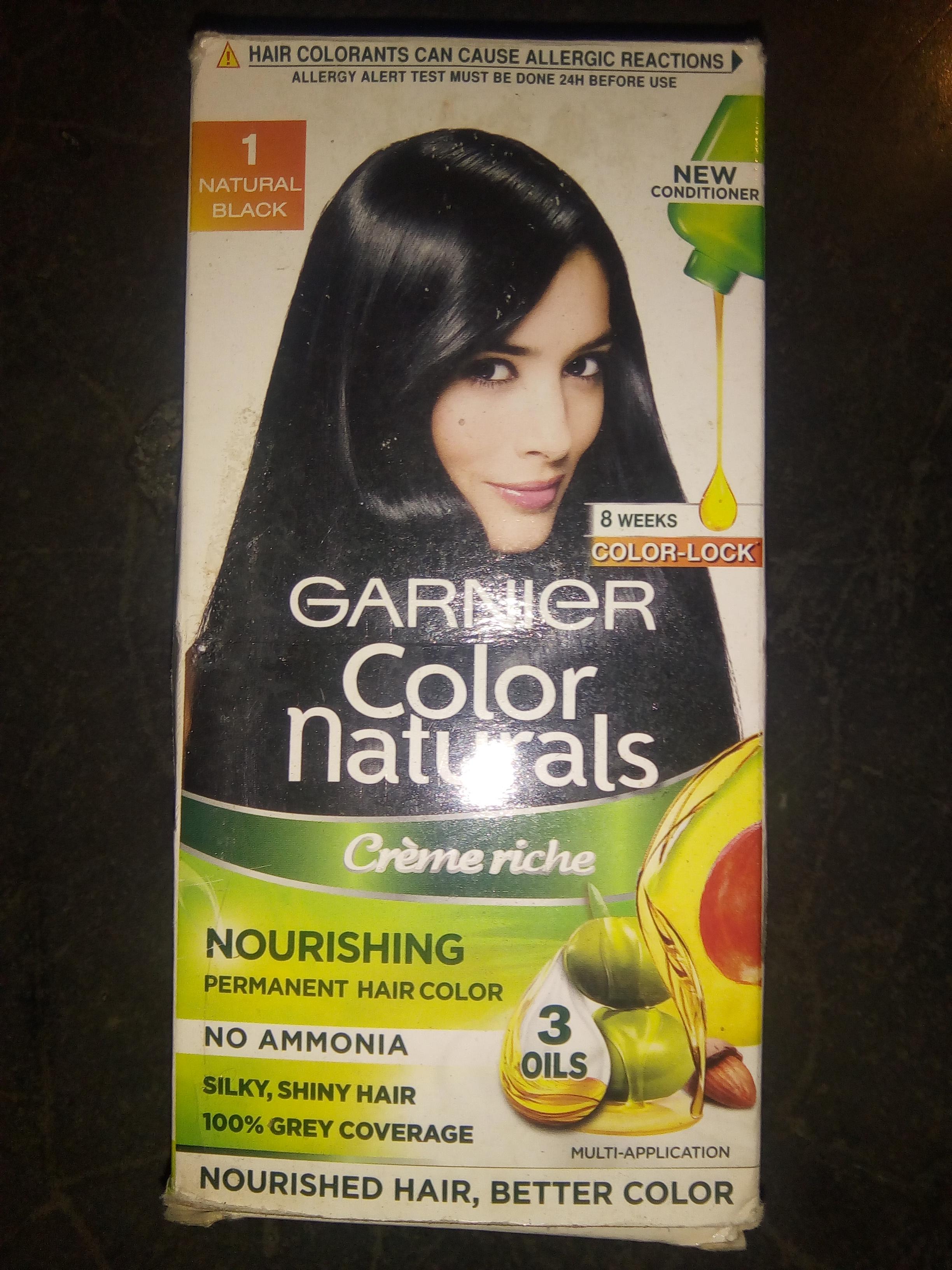 Garnier Color Naturals Creme Hair Color-Garnier Color Naturals Creme Hair Color-By aflyingsoul