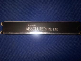 Lakme Absolute Shine Liquid Eyeliner -Lakme Absolute Shine Liquid Eyeliner-By aflyingsoul