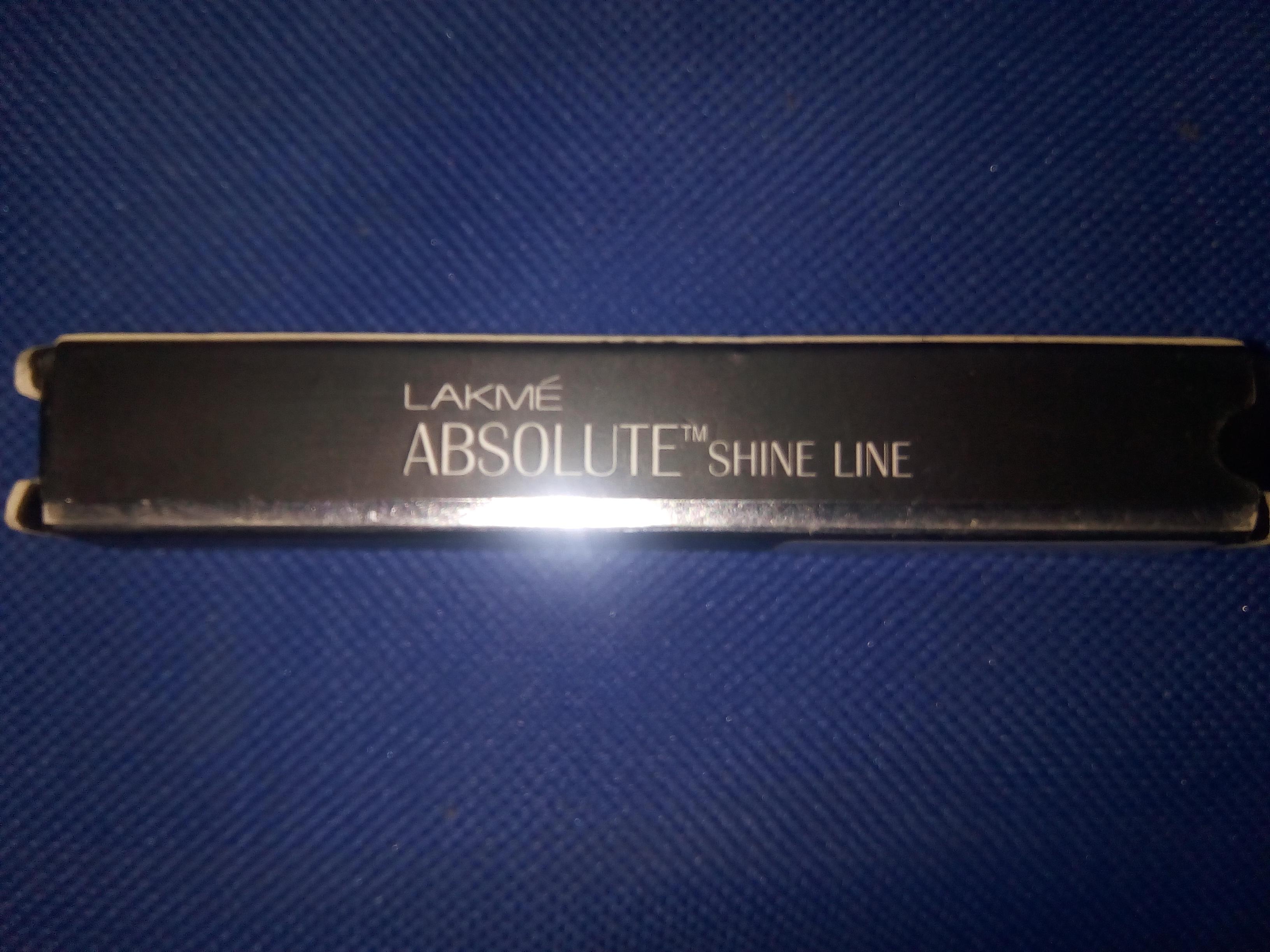 Lakme Absolute Shine Liquid Eyeliner-Lakme Absolute Shine Liquid Eyeliner-By aflyingsoul