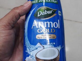 Dabur Anmol Gold Pure Coconut Oil pic 1-pure coconut oil-By manju_