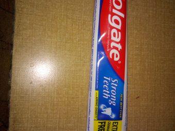 Colgate Strong Teeth Toothpaste -Colgate Dental Cream Anticavity Toothpaste For Strong Teeth-By aflyingsoul
