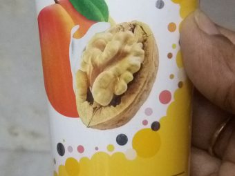 Everyuth Naturals Exfoliating Walnut Scrub pic 2-Good but harsh granules-By Nasreen