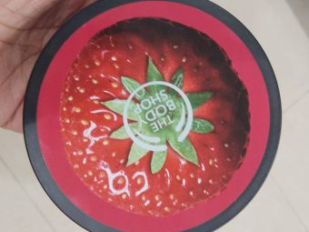 The Body Shop Strawberry Body Butter pic 1-Love it-By Nasreen