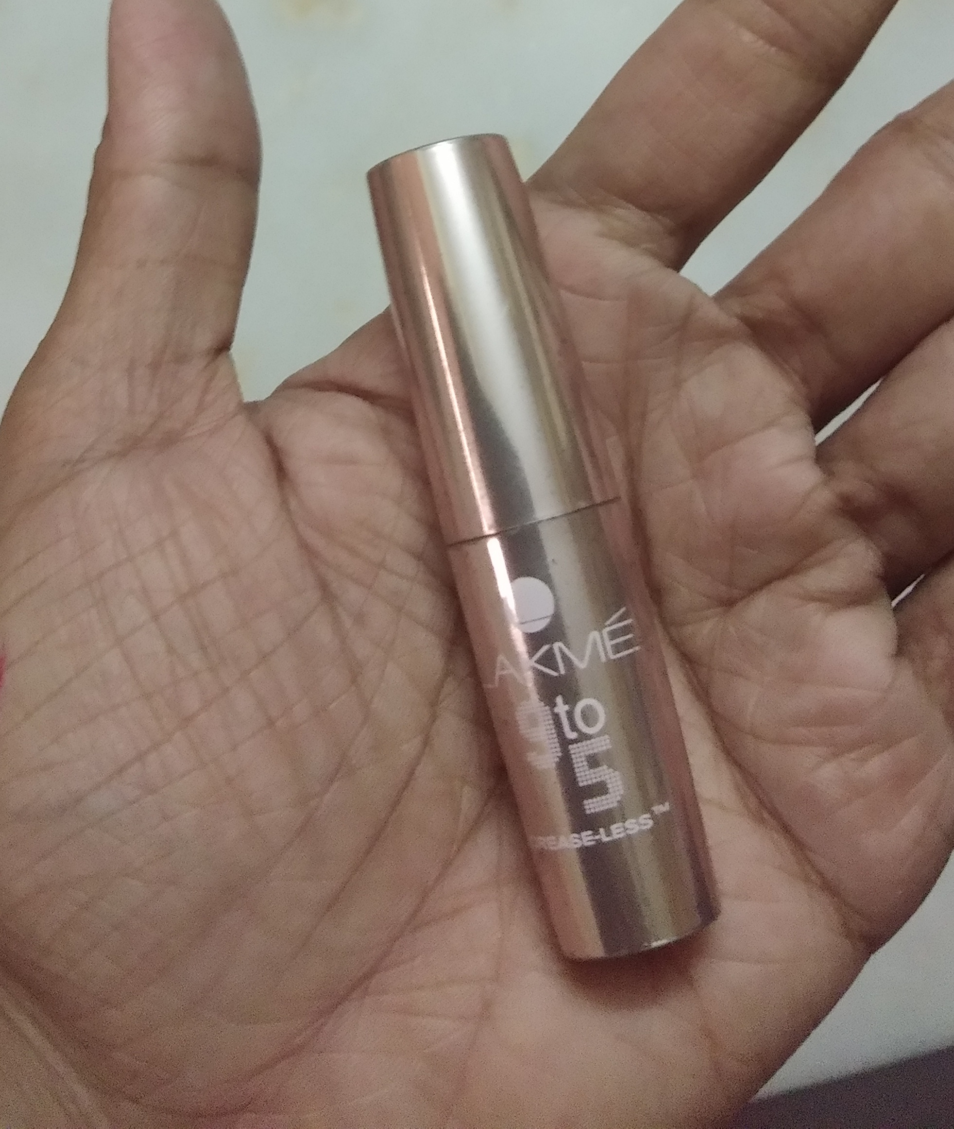 Lakme 9 To 5 Primer + Matte Lip Color-Good one-By Nasreen-2