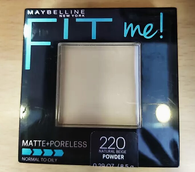 Maybelline Fit Me Matte And Poreless Powder-Maybelline Fit Me Matte And Poreless Powder-By aflyingsoul