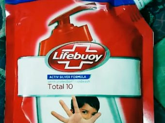 Lifebuoy Total 10 Hand Wash -Lifebuoy Total 10 Hand Wash-By aflyingsoul