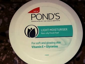 Ponds Light Moisturizer -Ponds Light Moisturizer-By aflyingsoul