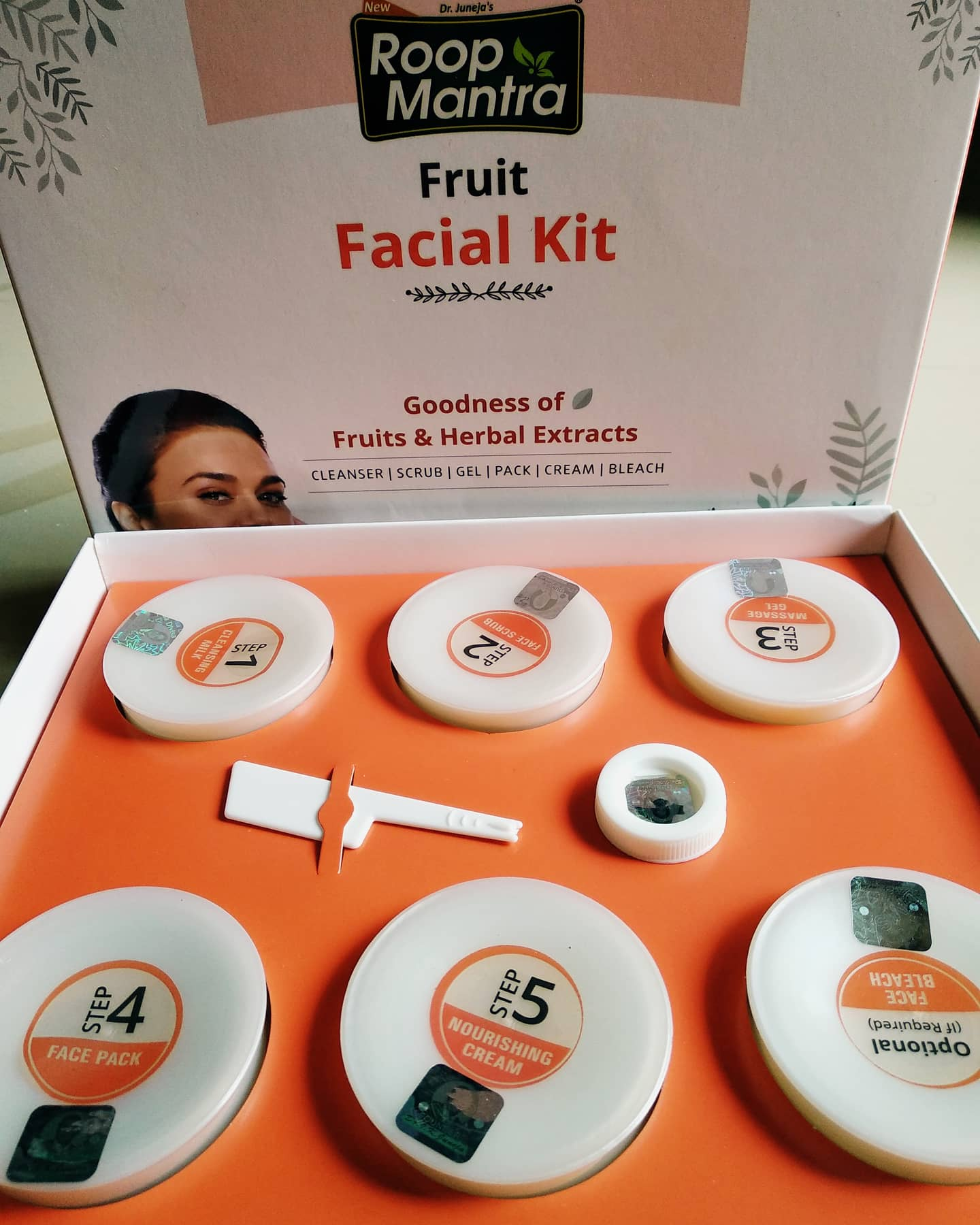 Roop Mantra Fruit Facial Kit-One of the best products i have ever used!-By ashbiha
