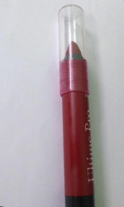 Faces Ultime Pro Matte Lip Crayon -Faces Ultime Pro Matte Lip Crayon-By aflyingsoul