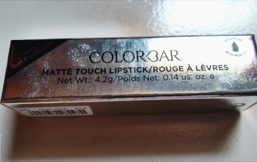 Colorbar Matte Touch Lipstick-Colorbar Matte Touch Lipstick-By aflyingsoul