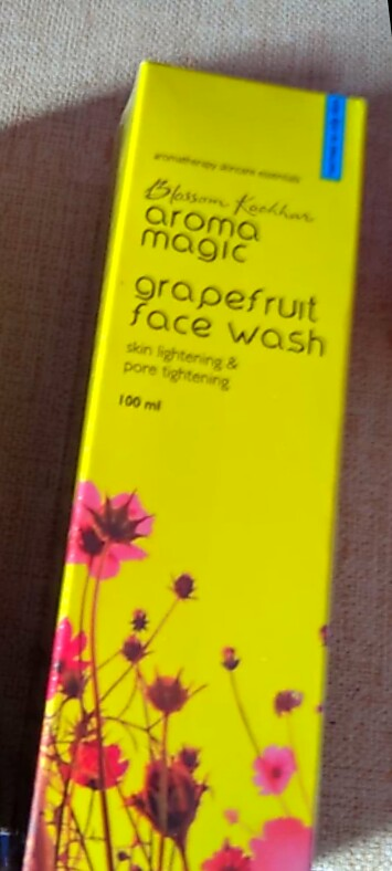 Aroma Magic Grapefruit Face Wash-Aroma Magic Grapefruit Face Wash-By aflyingsoul