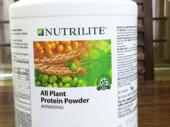 Amway Nutrilite All Plant Protein Powder -Amway nutrilite all plant protein-By nidhiprakash12