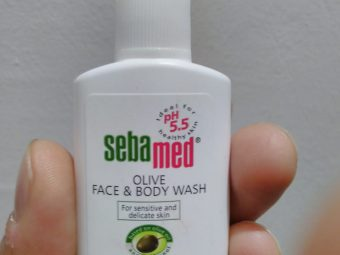Sebamed Liquid Face And Body Wash -Chemical free body wash-By bhumikad