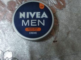 Nivea Men Dark Spot Reduction Cream -Reduces dark spot-By vaishali_0111