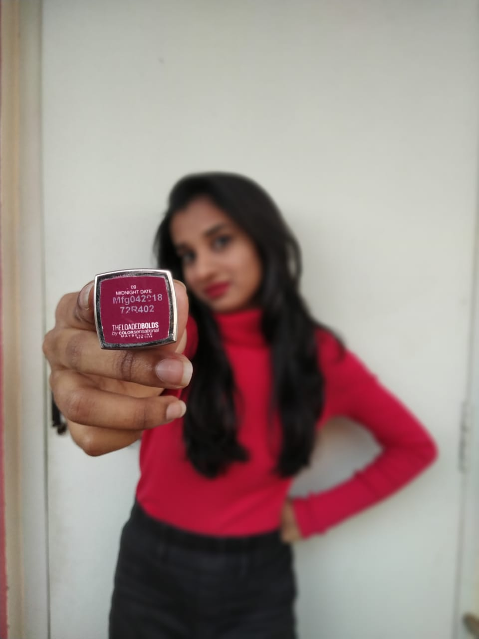 Maybelline New York Color Sensational Powder Matte Lipstick-Maybelline New York color sensational powder matte lipstick-By nidhiprakash12