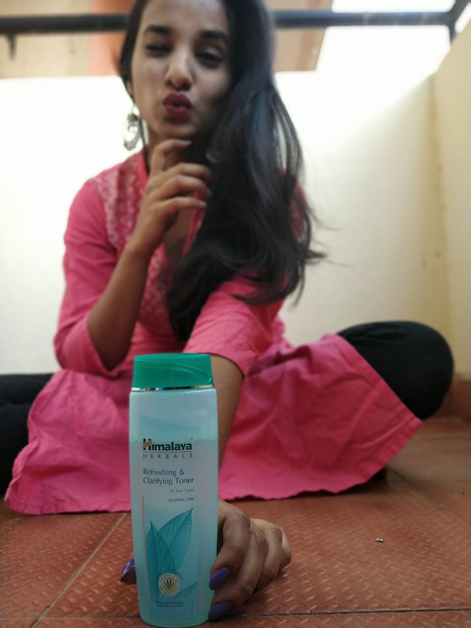 Himalaya Herbals Refreshing And Clarifying Toner-Himalaya refreshing and clarifying toner-By nidhiprakash12