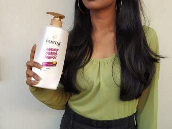 Pantene Pro V Hair Fall Control Shampoo -Pantene pro v hair fall control shampoo-By nidhiprakash12