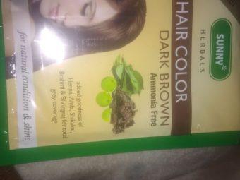 Bakson's Sunny Herbal Hair Color pic 2-Natural Hair Colour!-By poonam_kakkar
