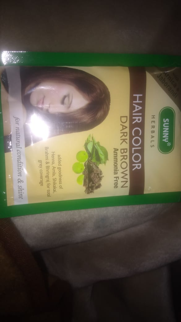 Bakson's Sunny Herbal Hair Color pic 2-Natural Hair Colour!-By poonam_kakkar