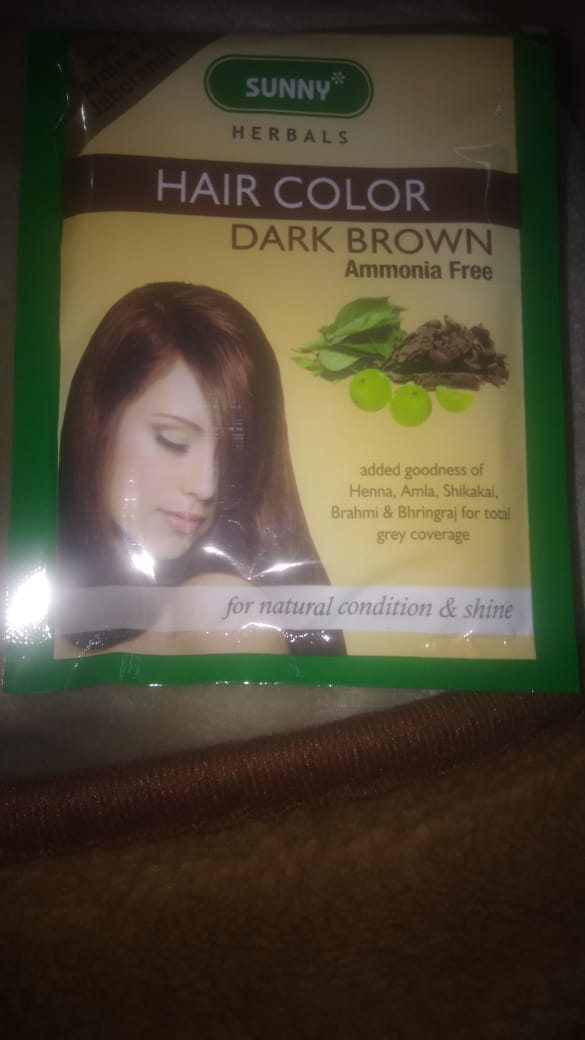 Bakson's Sunny Herbal Hair Color pic 1-Natural Hair Colour!-By poonam_kakkar