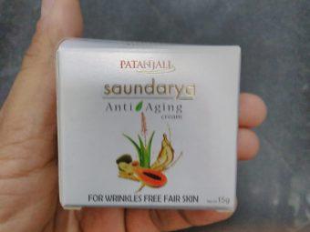 Patanjali Saundarya Anti Aging Cream -Patanjali Saundarya Anti Aging Cream-By bhumikad
