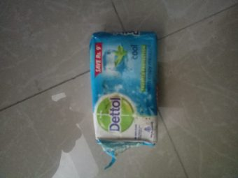 Dettol Cool Soap -Dettol Cool Soap-By bhumikad