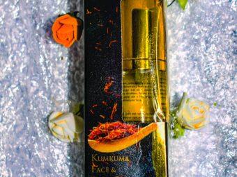Aegte Ultra Luxurious Kumkuma Face and Body Polishing Oil – 30 ml / 1 fl. Oz -A must have for winter season.-By wanderlust1
