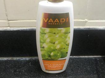 Vaadi Herbals Amla Shikakai Shampoo -Herbal hair cleanser!-By poonam_kakkar