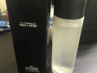 MAC Prep And Prime Fix+ -Just the best make up fixer-By poonam_kakkar