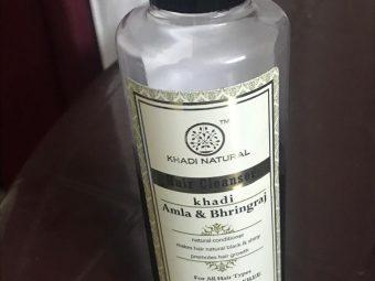Khadi Natural Shikakai And Honey Hair Cleanser -Herbal Shampoo!-By poonam_kakkar