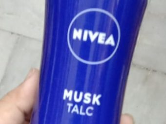 Nivea Musk Talc pic 2-Good one-By Nasreen