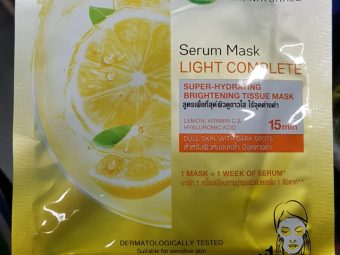 Garnier Skin Naturals Sakura White Face Serum Sheet Mask -Serum sheet mask-By rishikasahoo