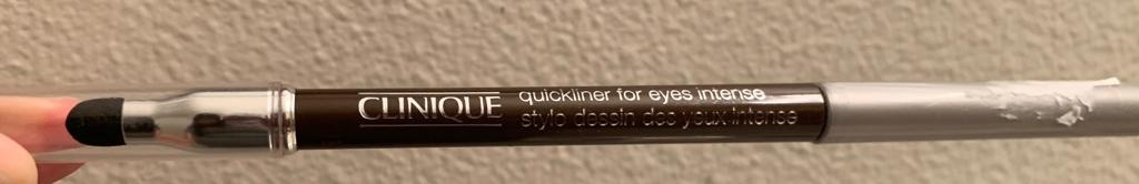 Clinique Quickliner For Eyes Intense-For perfect Dramatic Eyes!-By poonam_kakkar