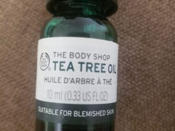 The Body Shop Tea Tree Anti-Imperfection Daily Solution pic 3-Say no to acnes!-By poonam_kakkar