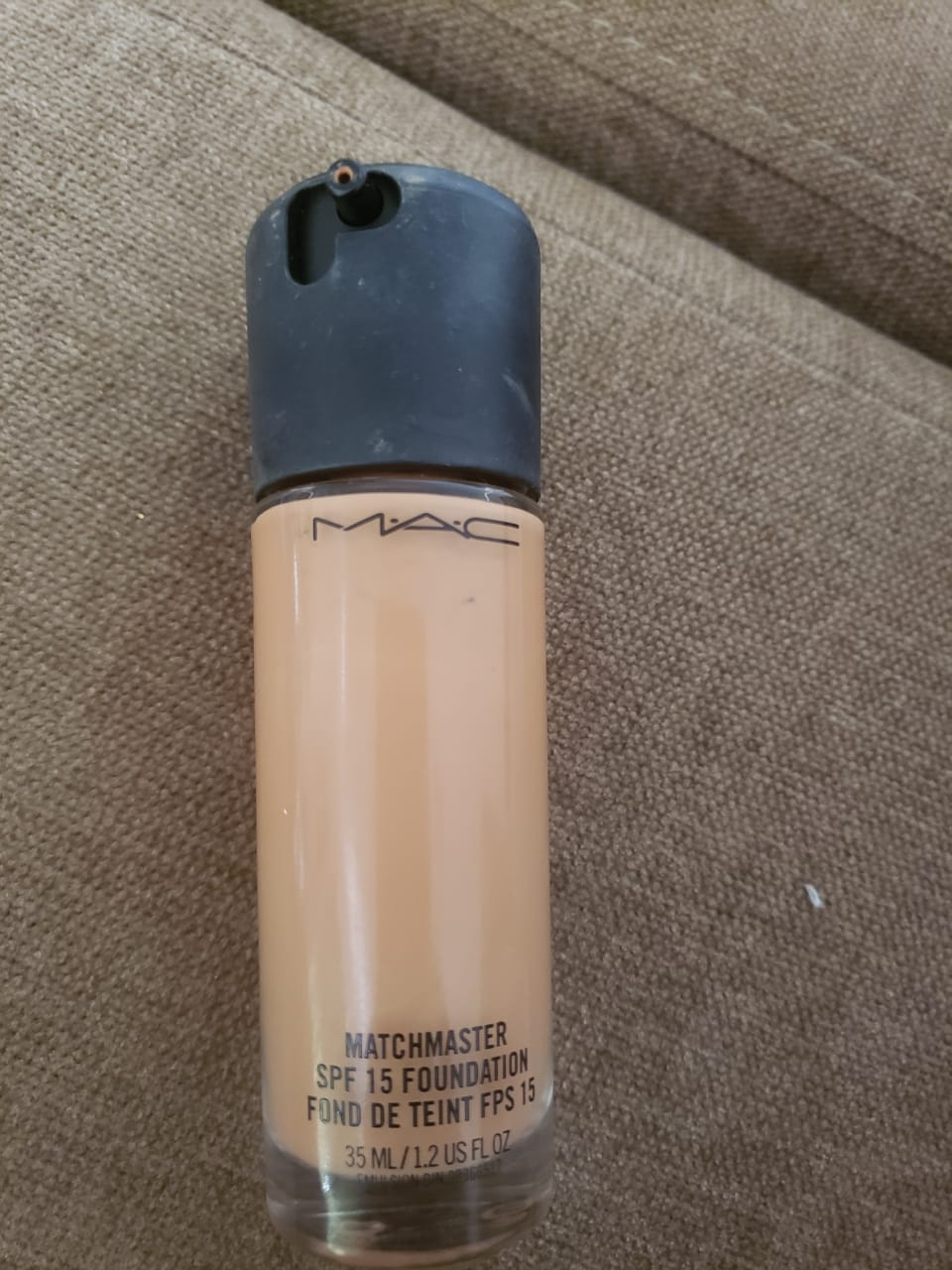 MAC Matchmaster SPF 15 Foundation-Perfect foundation!-By poonam_kakkar