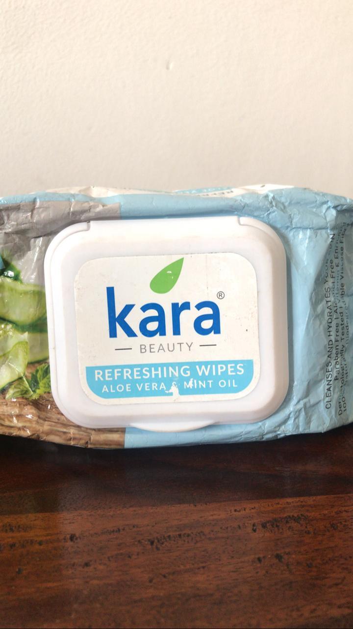 Kara Face Wipes-Multi purpose wipes!-By poonam_kakkar