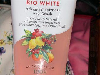 Biotique Bio White Advanced Fairness Face Wash -Fairness face wash!-By poonam_kakkar