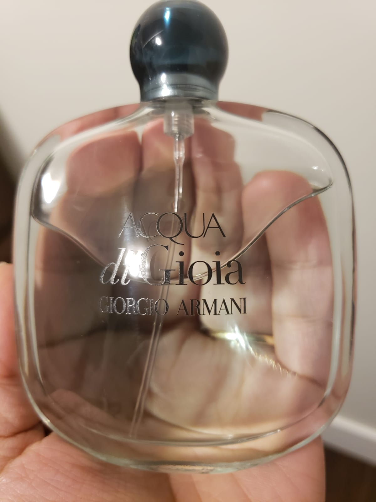 Giorgio Armani Acqua Di Gioia Eau De Parfum-Perfect for Day wear!-By poonam_kakkar-2