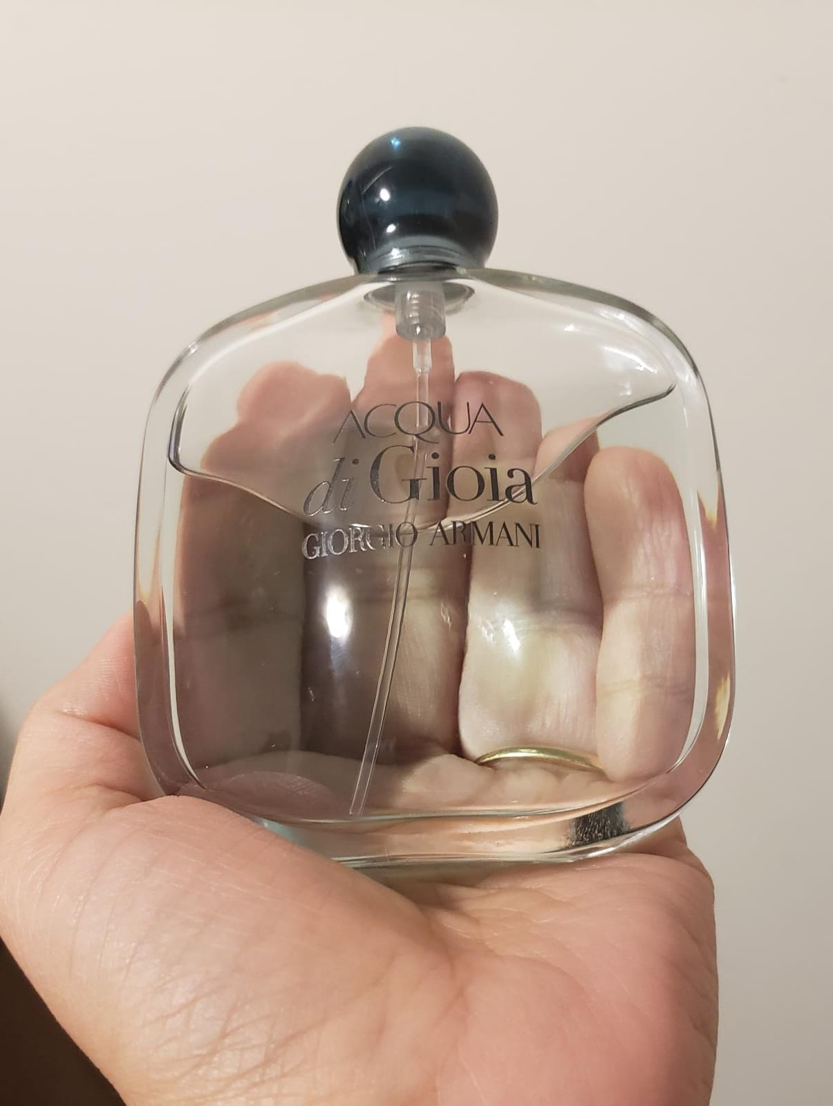 Giorgio Armani Acqua Di Gioia Eau De Parfum-Perfect for Day wear!-By poonam_kakkar-1