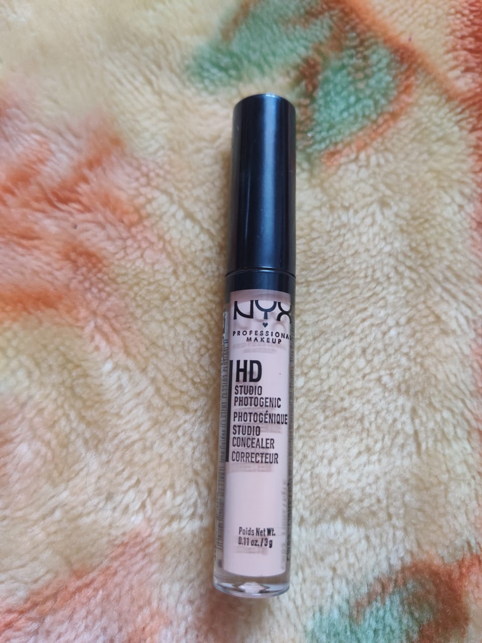 NYX Professional Makeup HD Studio Photogenic Concealer Wand-It works like a magic wand!-By poonam_kakkar